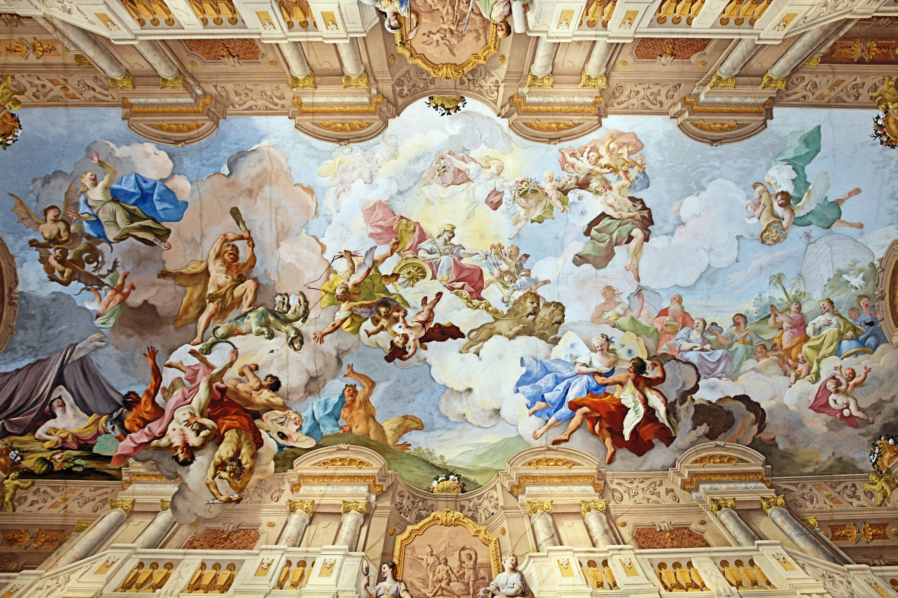 File:Ceiling painting of the Marble Hall