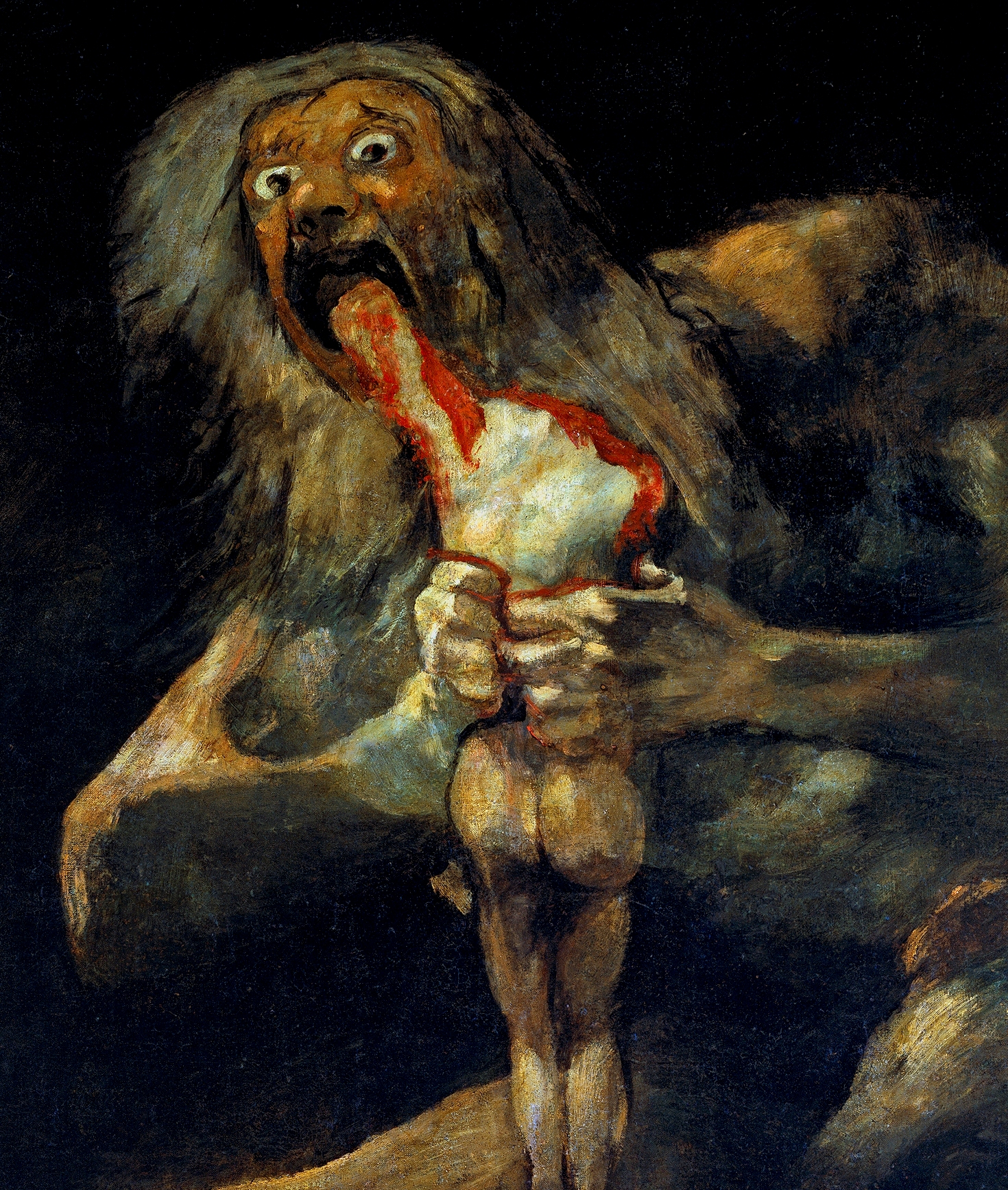 Pinturas Negras Goya Black Paintings Wikipedia