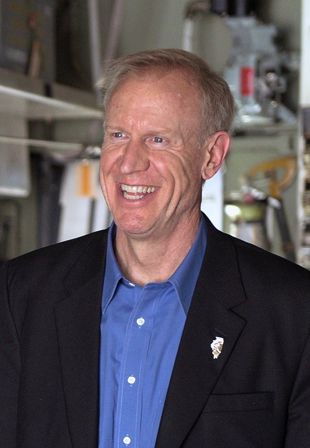 Bruce Rauner - Wikipedia - bruce erickson
