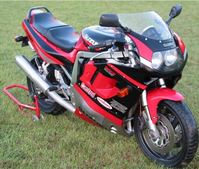 Suzuki GSX-R1100 - Wikipedia