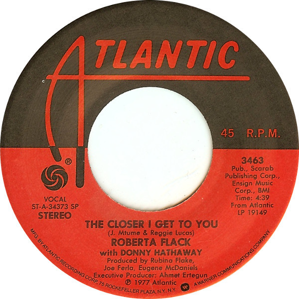 The Closer I Get to You - Wikipedia