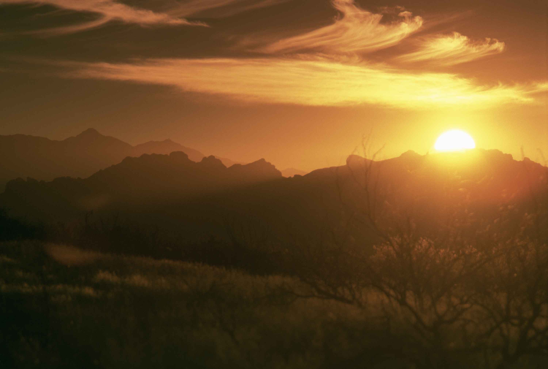 Apple Car Wallpaper File Desert Sunset Scenic Jpg Wikimedia Commons