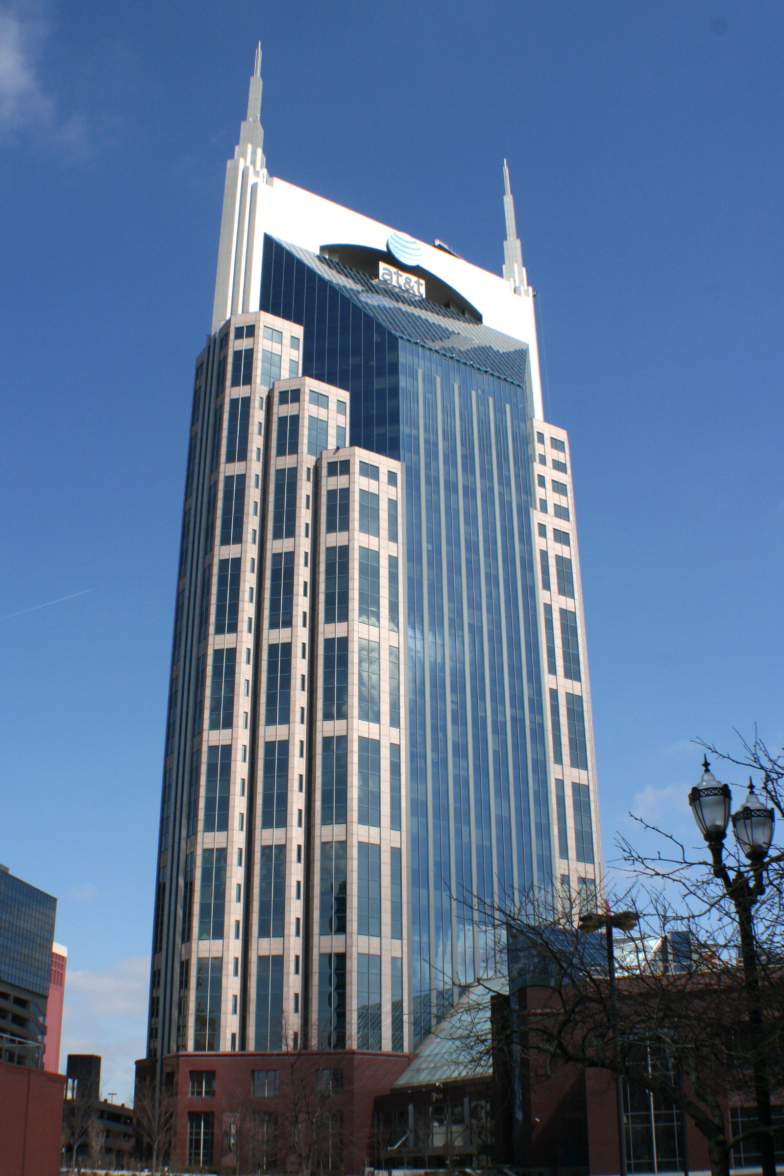 Att Architekten At Andt Building Nashville Wikipedia