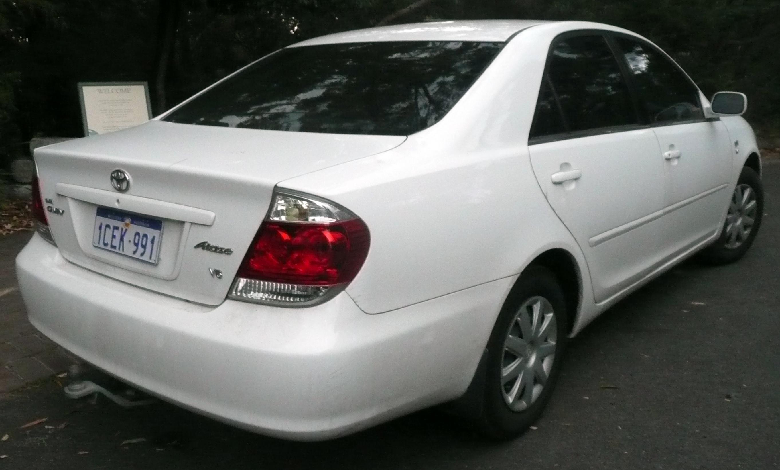 camry 2004