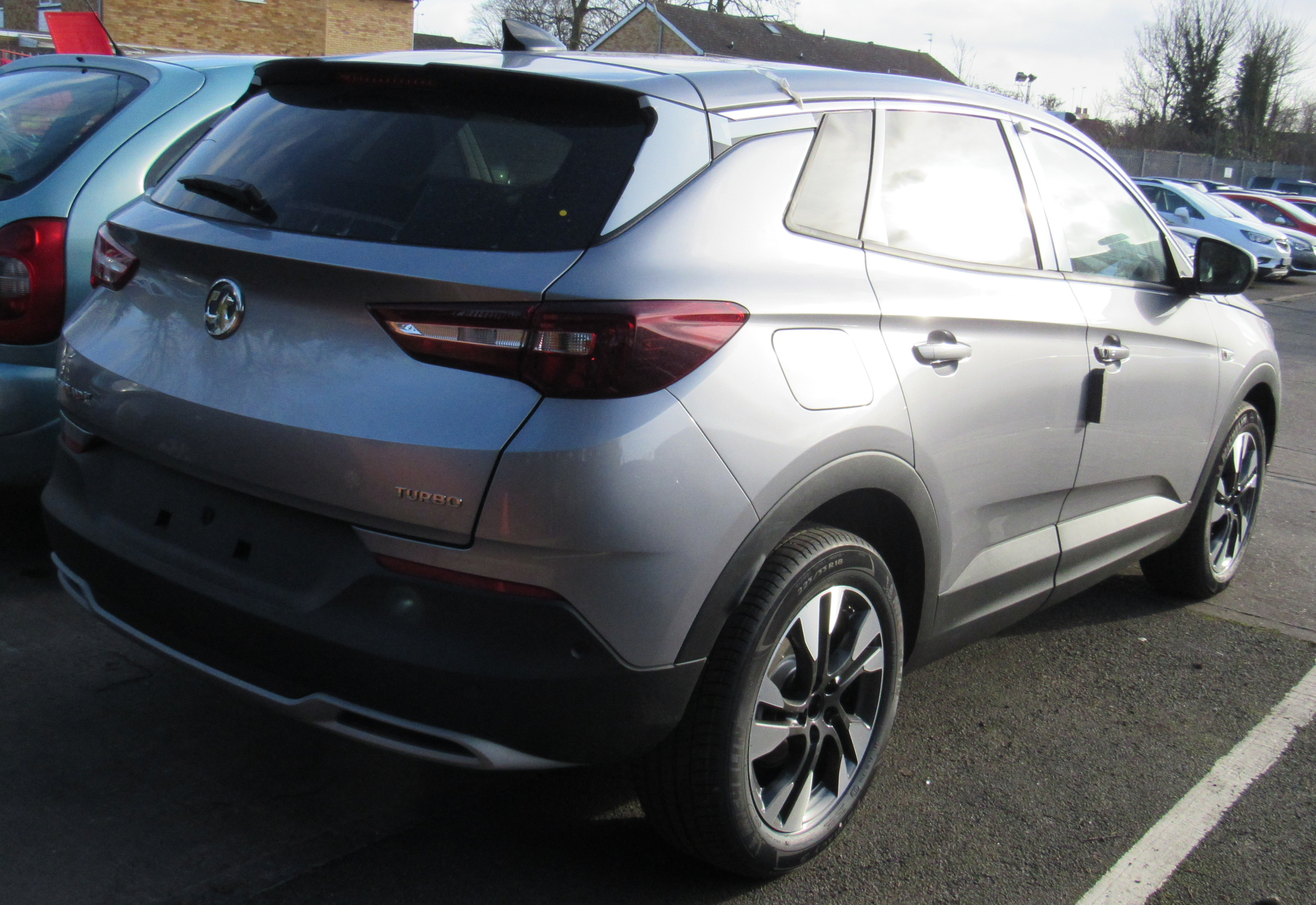 Vauxhall Grandland X Ultimate File 2018 Vauxhall Grandland X Ultimate Turbo Diesel
