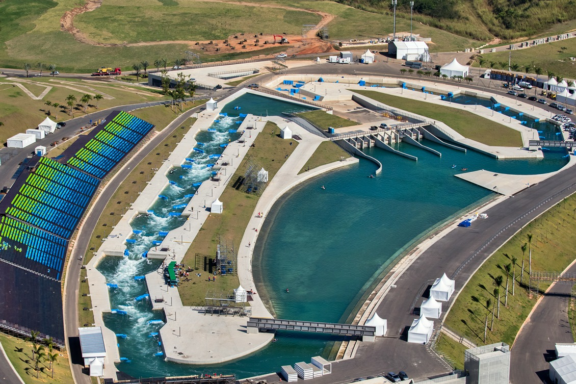 Rio Olympic Deodoro Olympic Whitewater Stadium Wikipedia