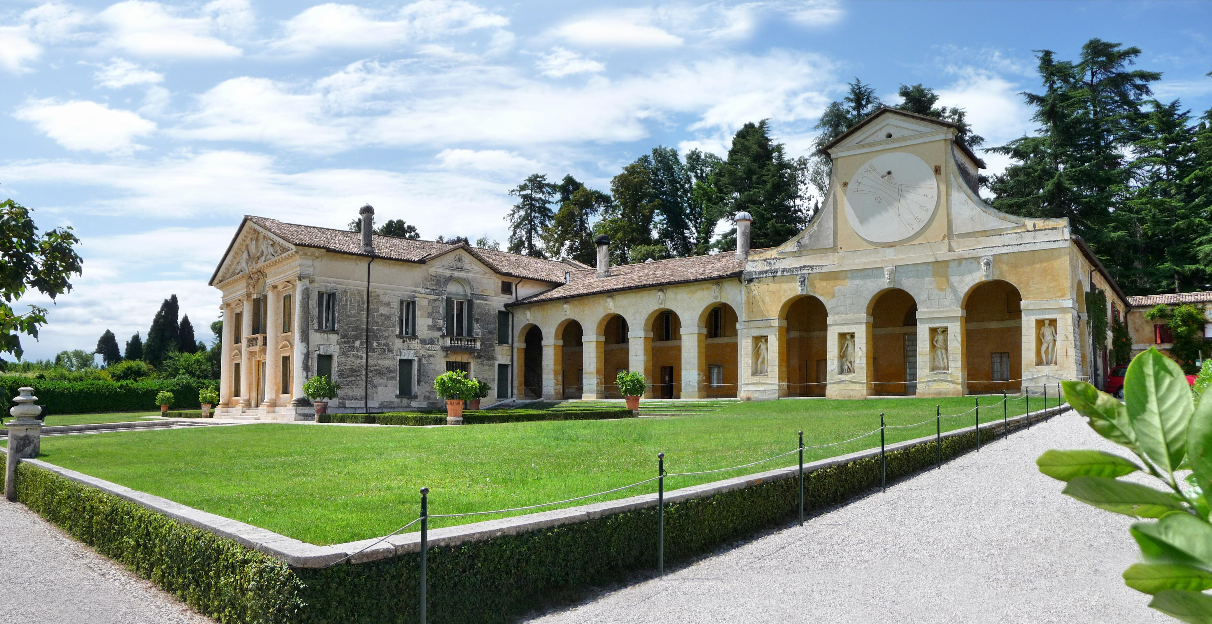 Camera Exterieur Google Home File:villa Barbaro Maser Barchesse.jpg - Wikimedia Commons