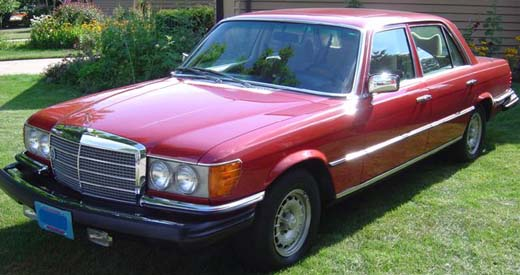 Mercedes-Benz 450SEL 69 - Wikipedia