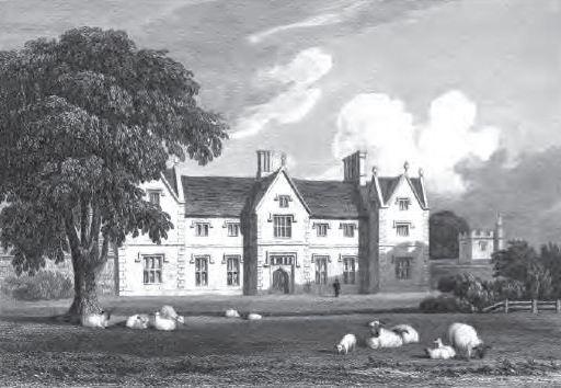 Weston Birt circa 1826