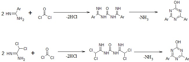 Pinner triazine synthesis - Wikipedia