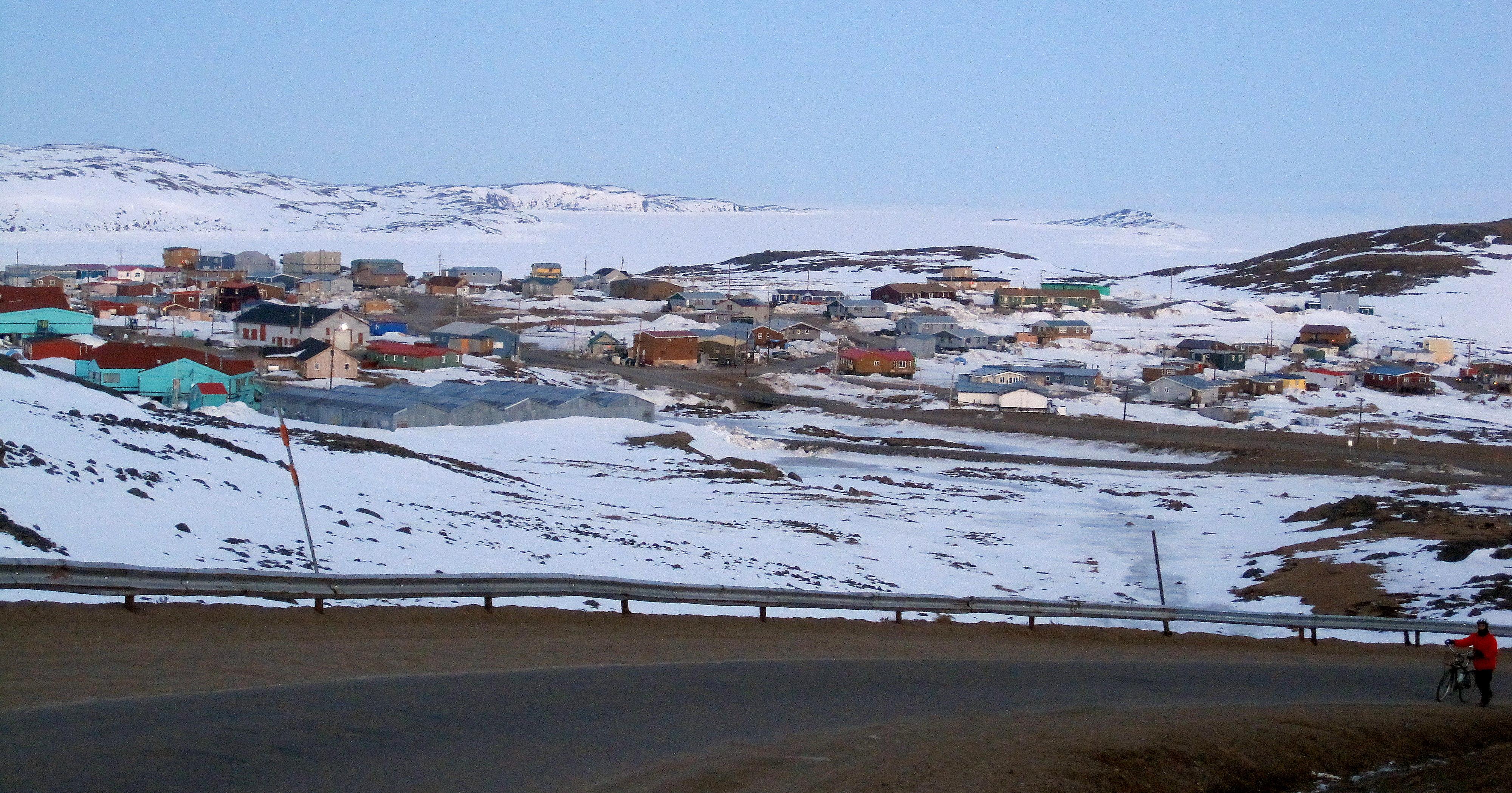 Nunavut History
