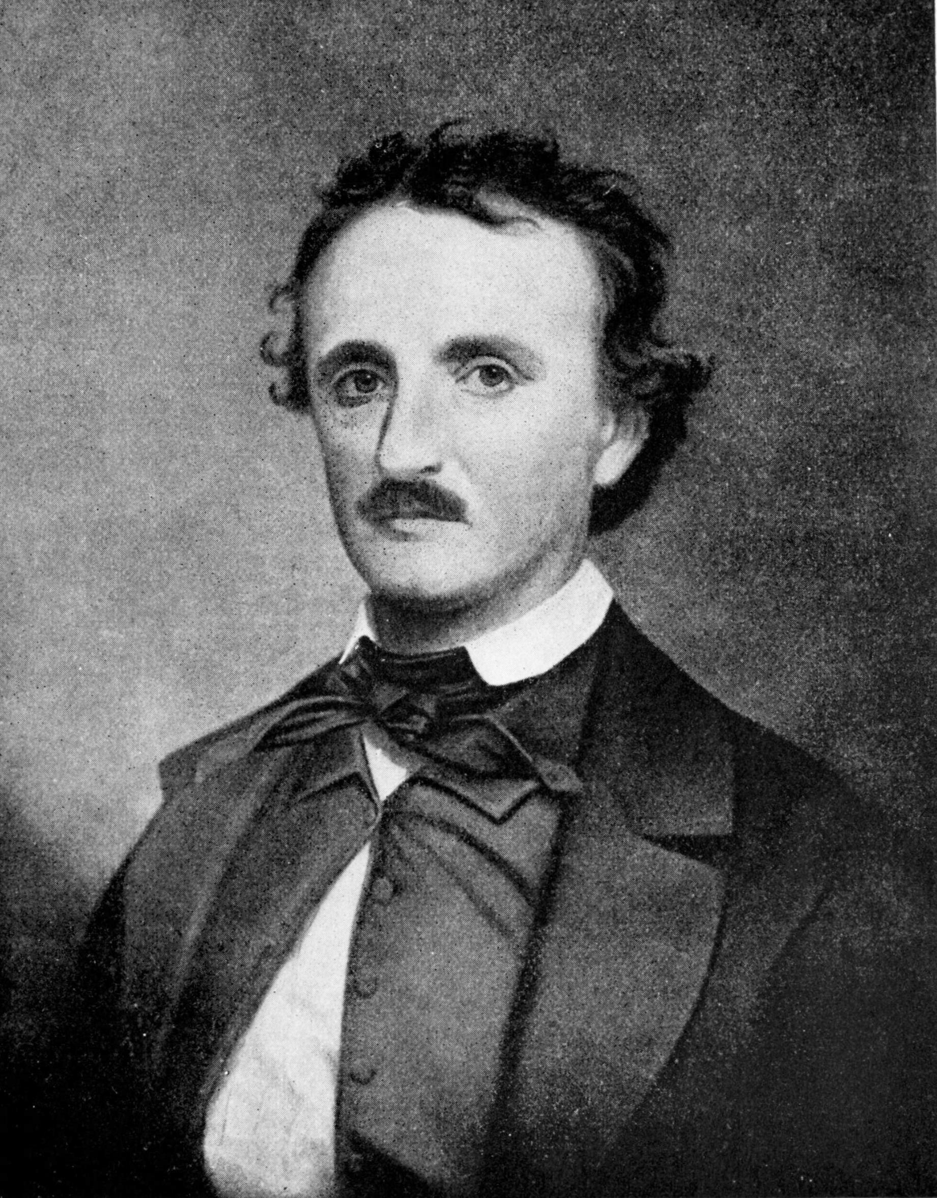 Black And White Victorian Wallpaper File Edgar Allen Poe 1898 Jpg Wikimedia Commons