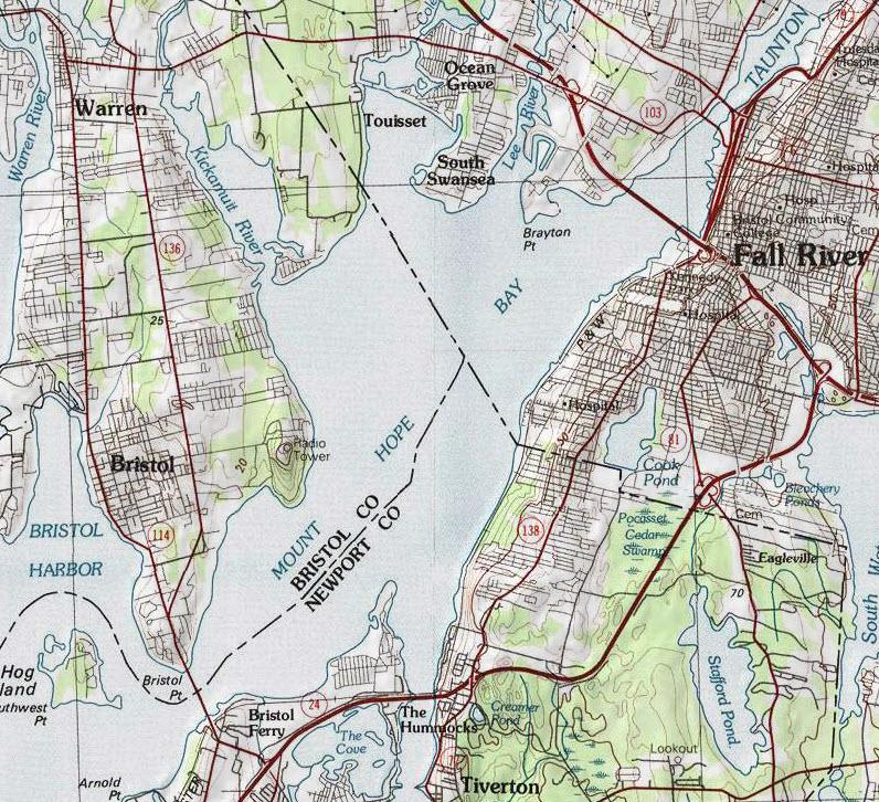 Mount Hope Bay - Wikipedia