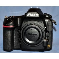 Small Crop Of Nikon D850 Availability