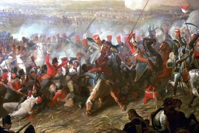 Battle of Waterloo - Military Wiki