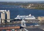 Stockholm Cruise Port Airport
