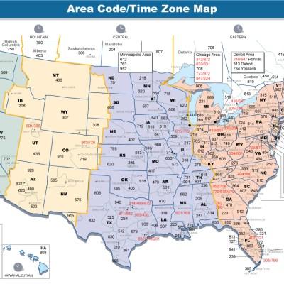 us area codes wiki image us zip code zones png