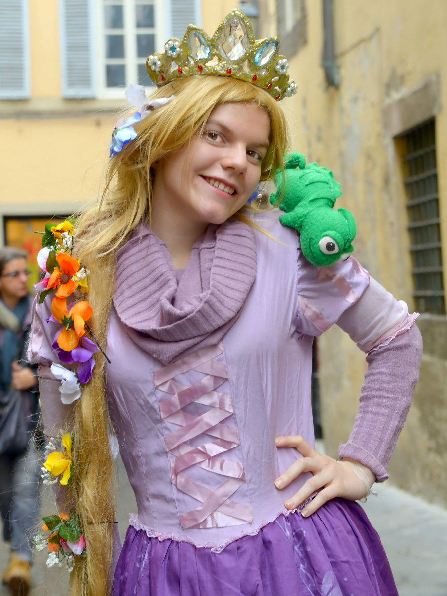English To Chinese Rapunzel - Wiktionary