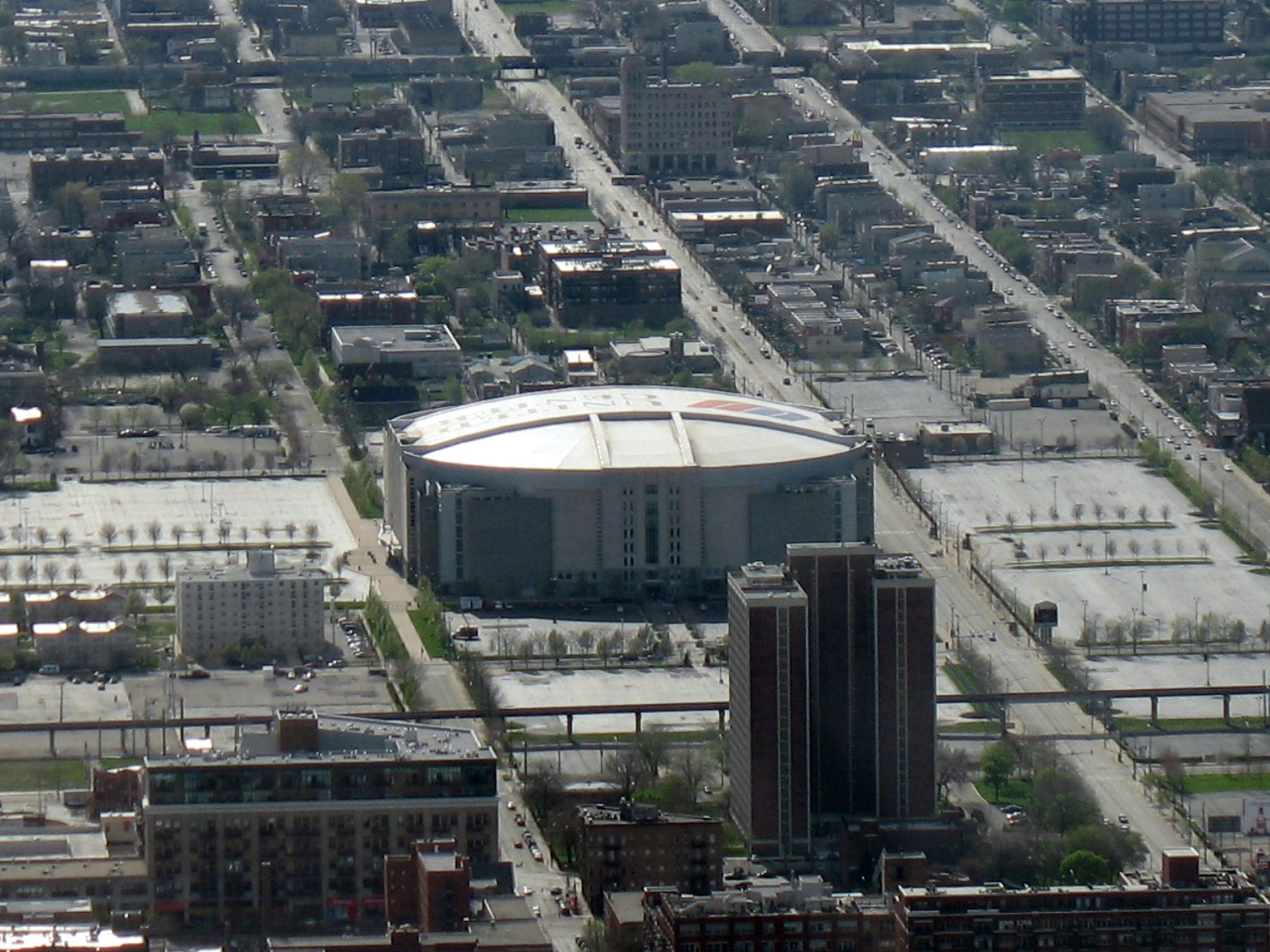 Hd Blackhawks Wallpaper File United Center Chicago Jpg Wikimedia Commons