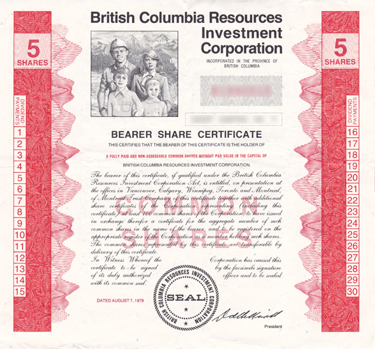 British Columbia Resources Investment Corporation - Wikipedia