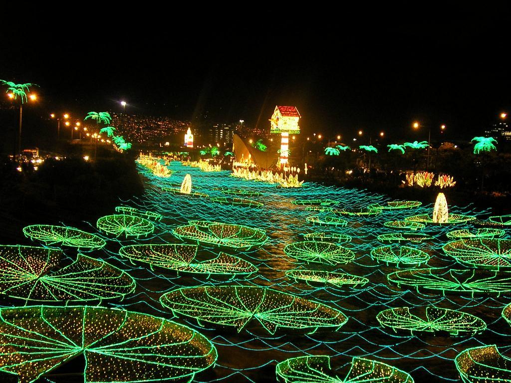 Christmas Lights In Medellin Wikipedia