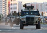 Russian Army Gaz Trucks