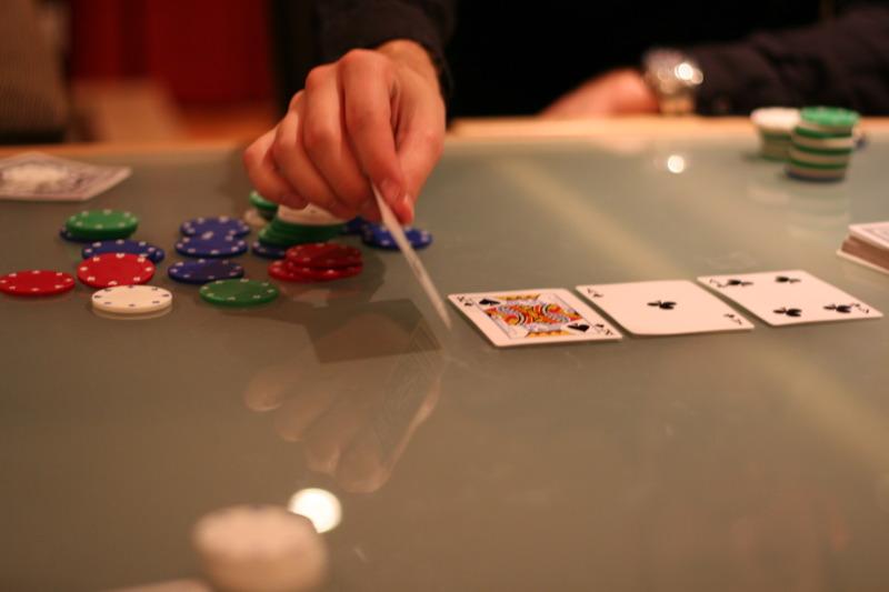 Community card poker - Wikipedia