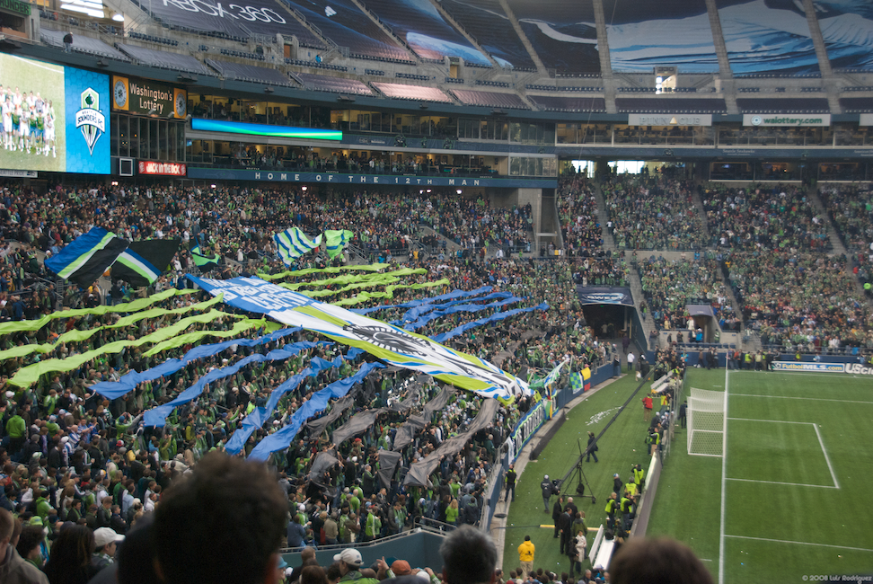 Major League Soccer attendance - Wikipedia