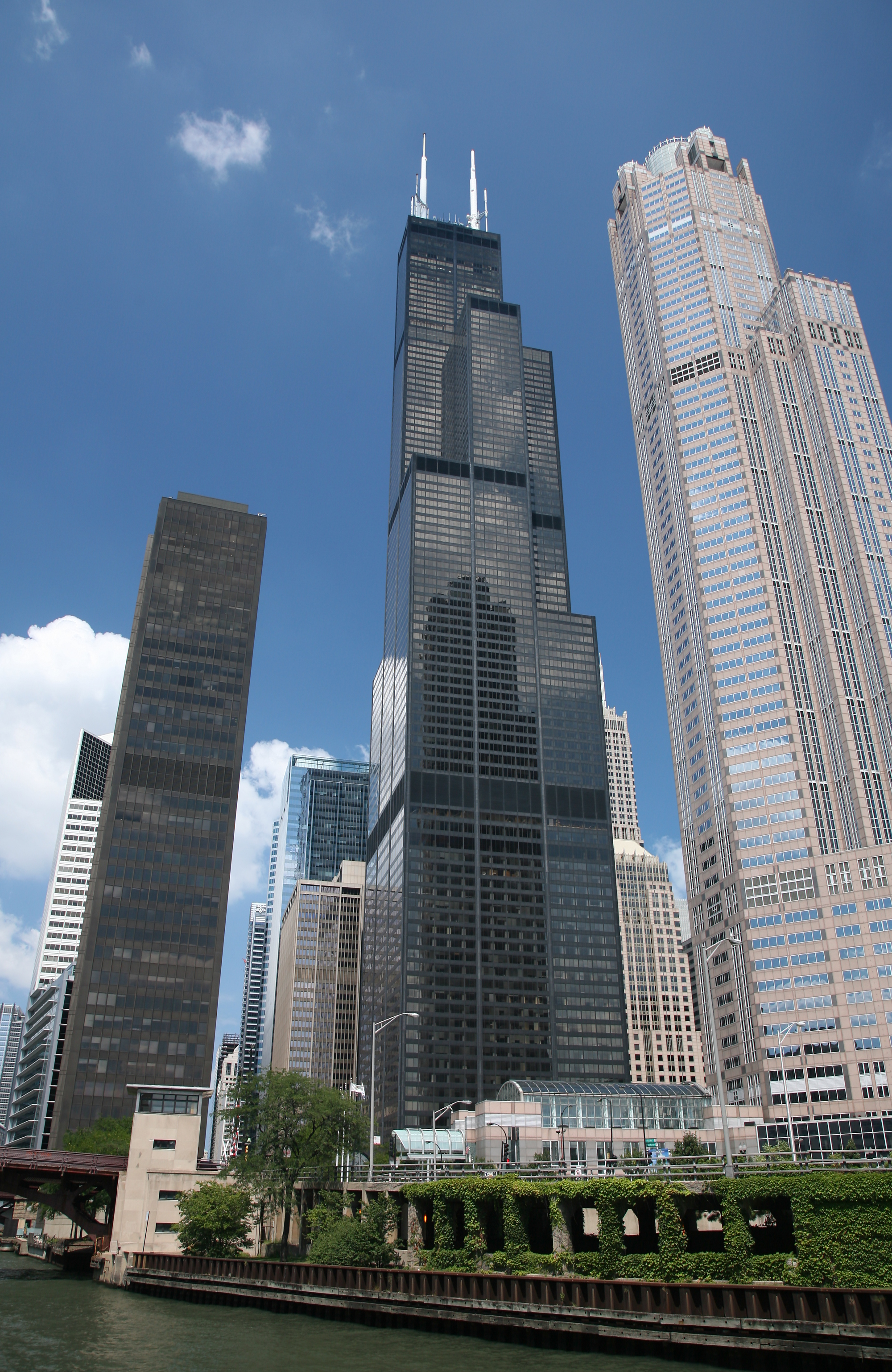 Images Of Willis Tower Lists Of 5 U S Skyscrapers