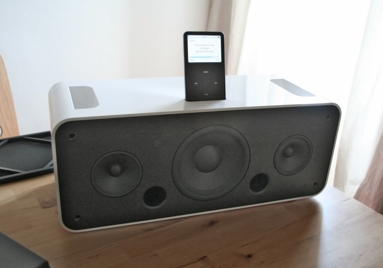 Ipod Hi Fi Wikipedia