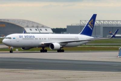 File:Air Astana, P4-KEB, Boeing 767-3KY ER (16456464555).jpg - Wikimedia Commons