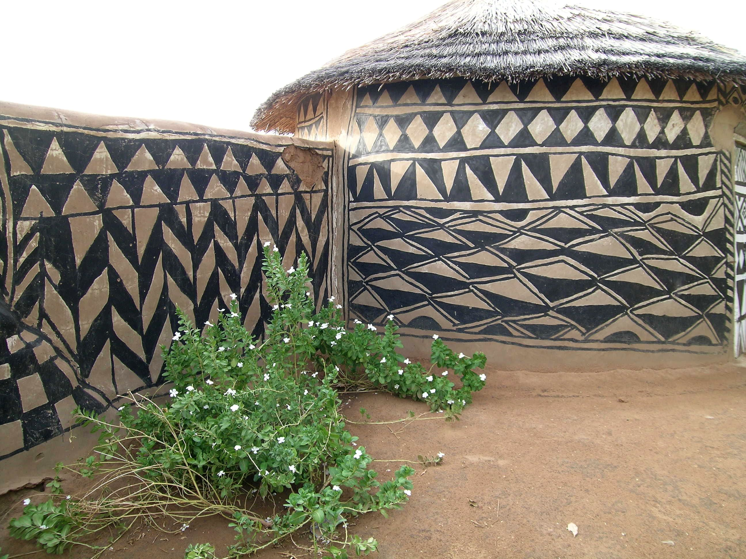 Burkina Faso Houses