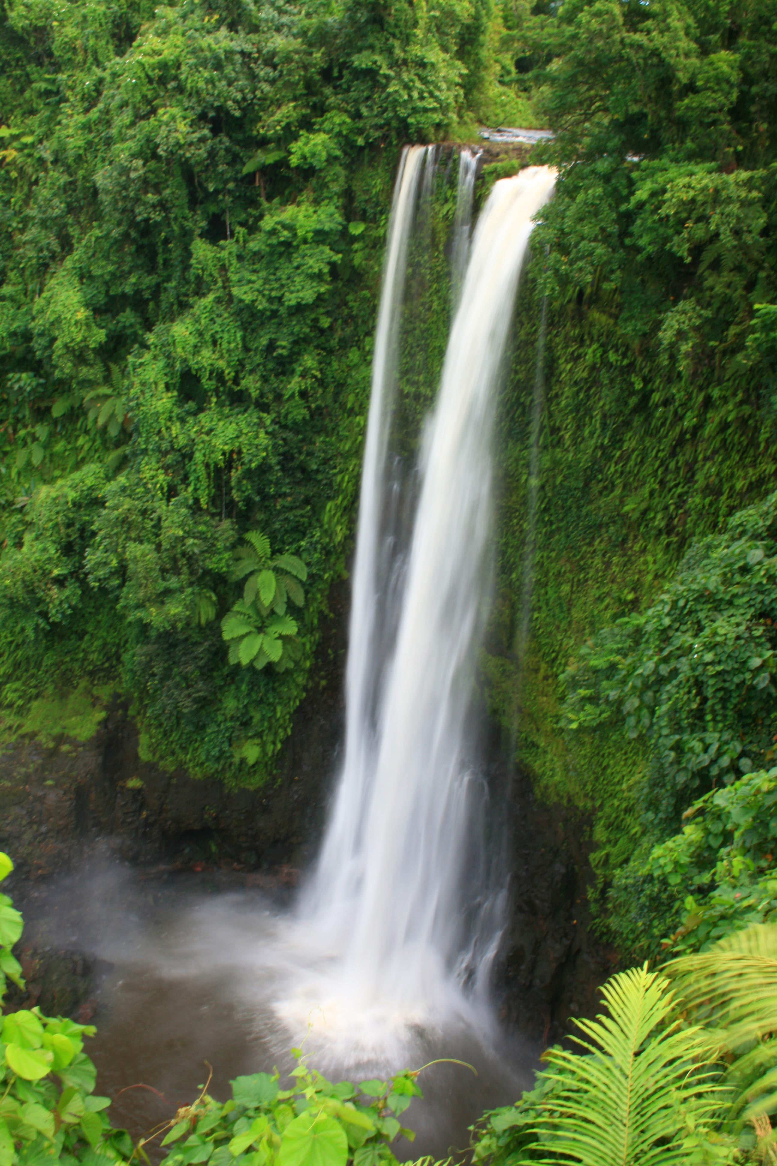 Fall Wallpaper Pinterest File Fuipisia Waterfall Samoa Jpg Wikipedia