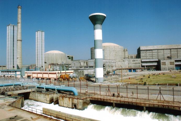 Tarapur Atomic Power Station - Wikipedia