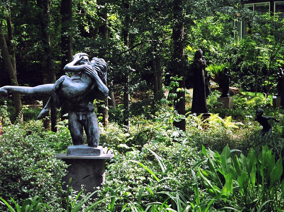 Umlauf Sculpture Garden And Museum Wikipedia