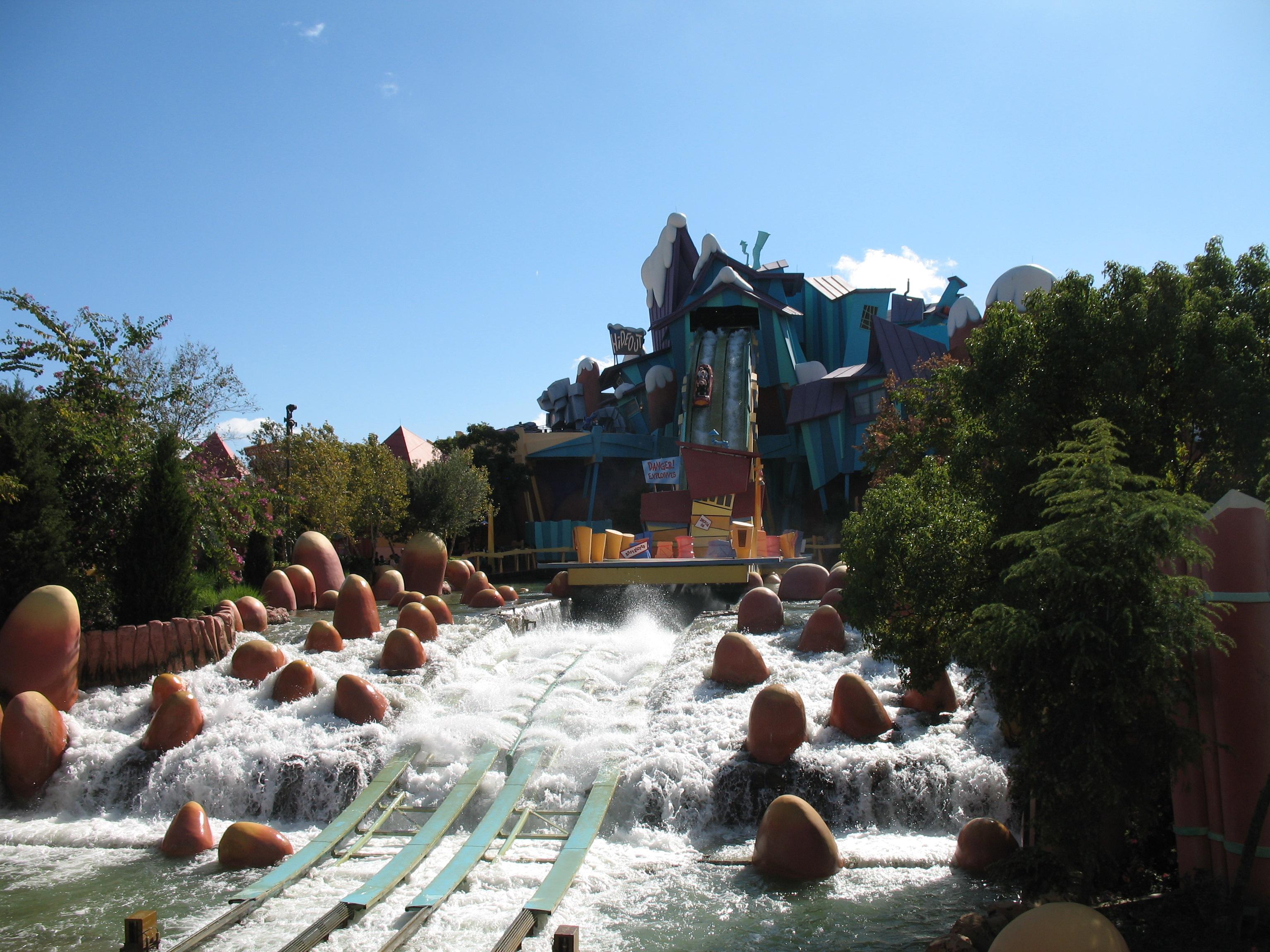 Universal Studios Orlando Island Of Adventures