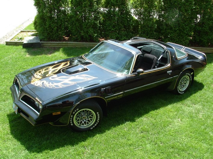 Pontiac Firebird - Simple English Wikipedia, the free encyclopedia