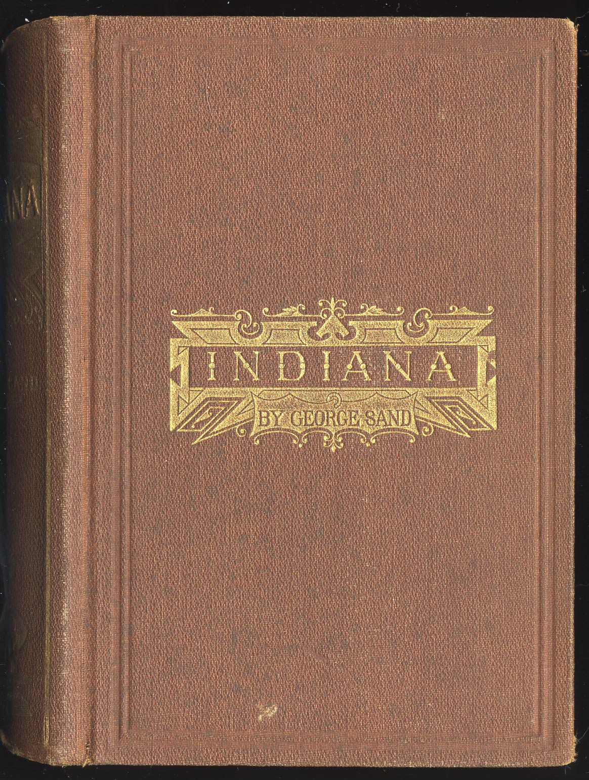 Writing Fiction Indiana (novel) - Wikipedia