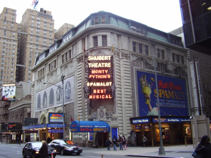 Shubert Theatre (New York City) - Wikipedia