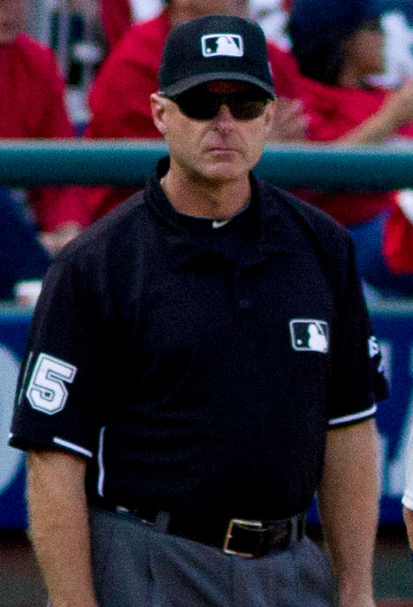 Scout In Ed Hickox (umpire) - Wikipedia