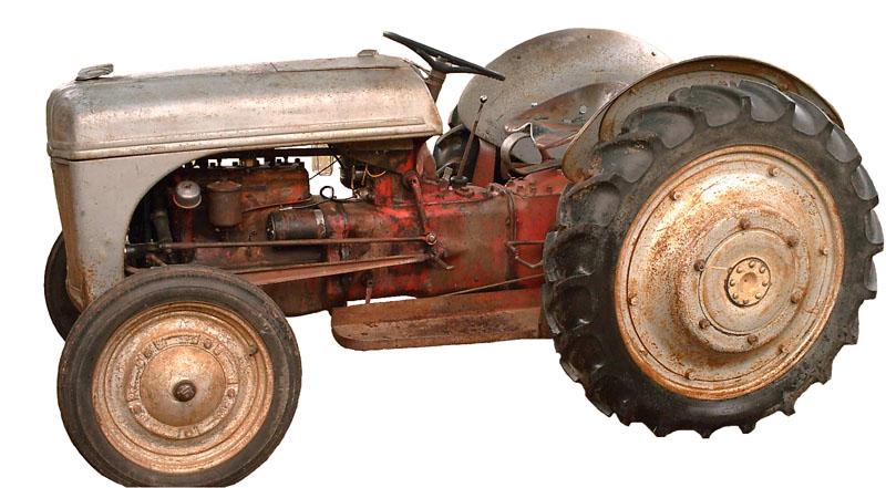 FileFord 9N tractor (1941)jpg - Wikimedia Commons