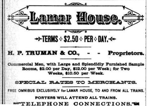 FileLamar-house-hotel-advertisement-1884-tn1jpg - Wikimedia Commons - House Advertisements