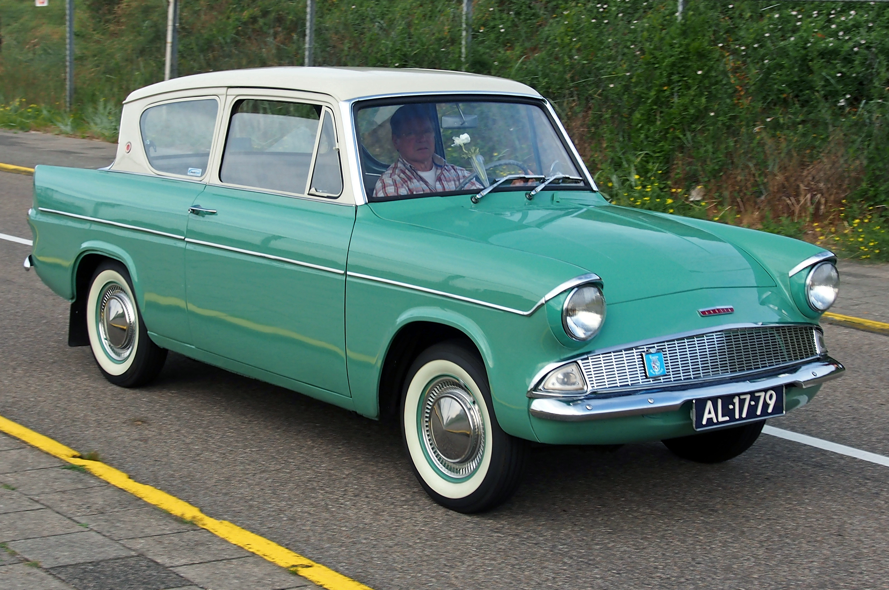 Black Modey Foreign Car Wallpaper Ford Anglia Wikiwand