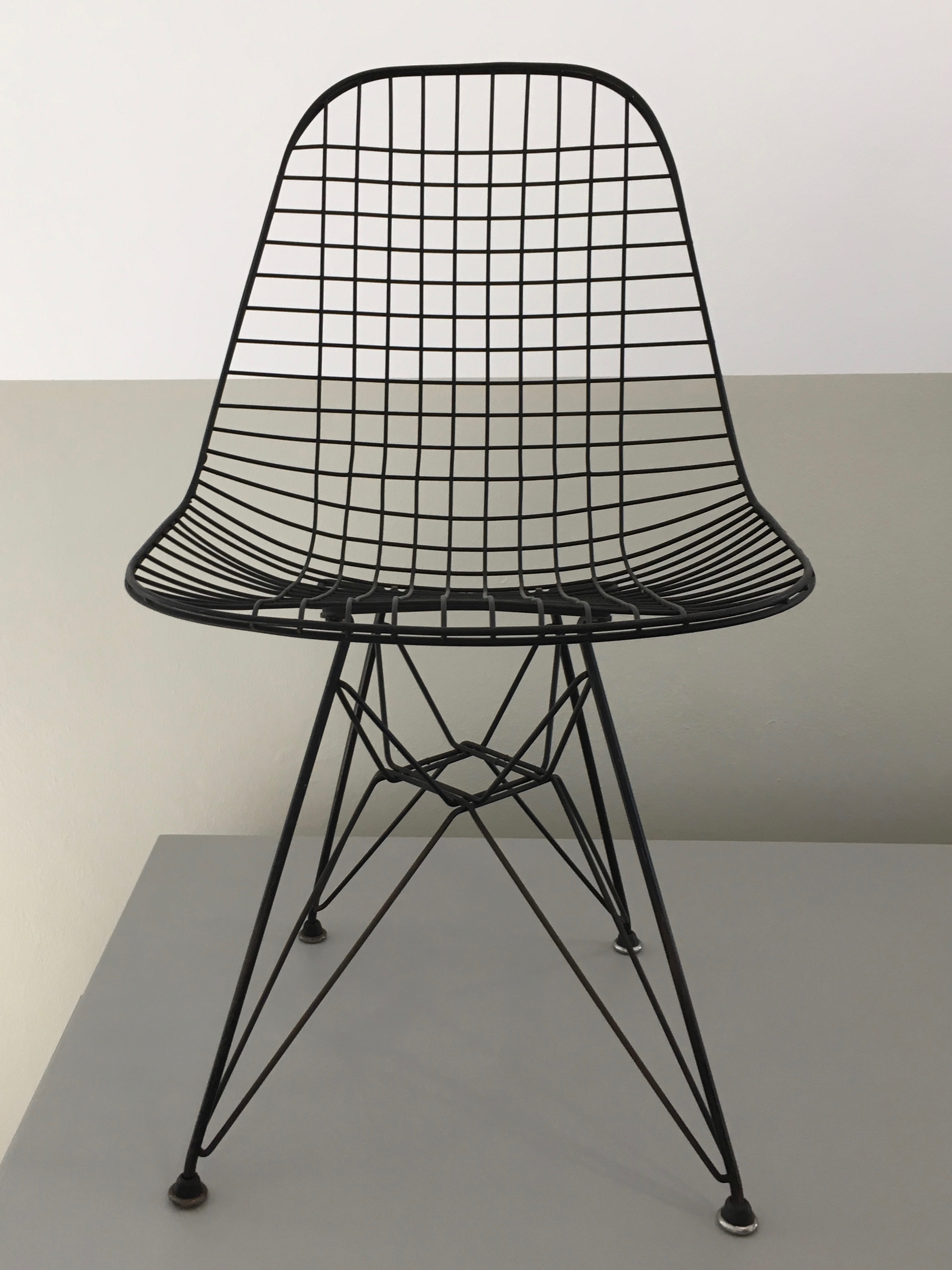 Charles & Ray Eames Stuhl Charles Ray Eames Stuhl Fabulous Wire Chair With Charles Ray