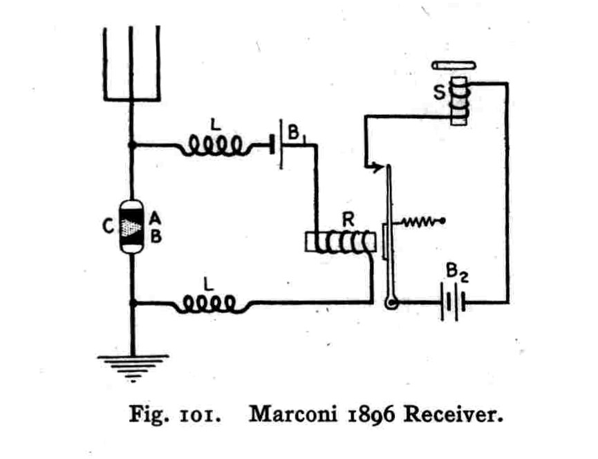 spark transmitter circuit diagram