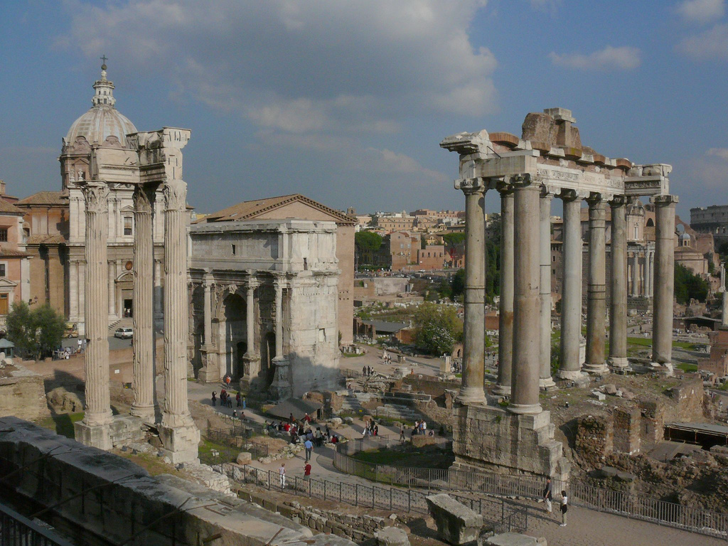 Hd Gif Wallpaper For Desktop File Forum Romanum From Capitolium Jpg Wikimedia Commons