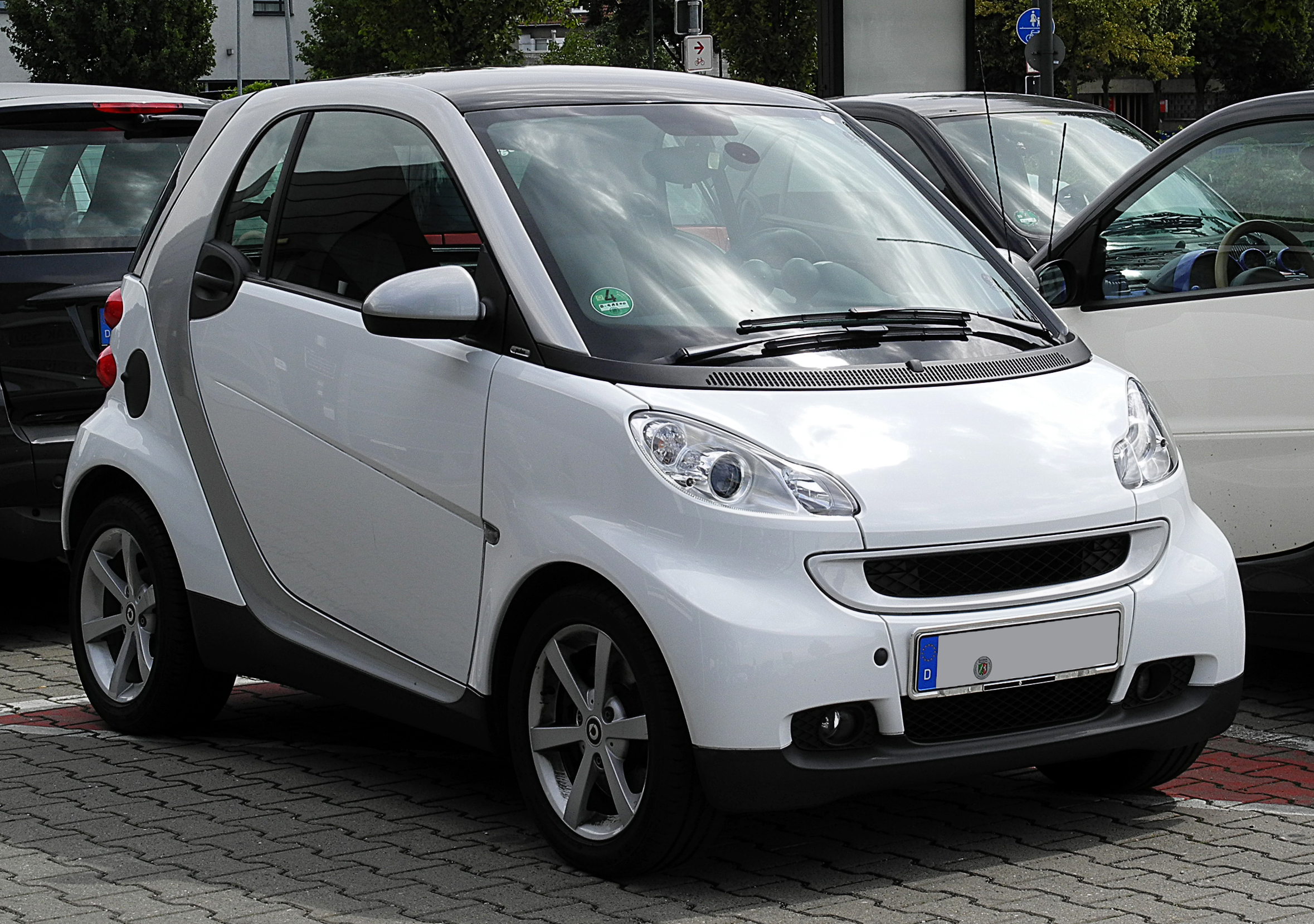 Smart 451 Zubehör Smart Fortwo Wikiwand