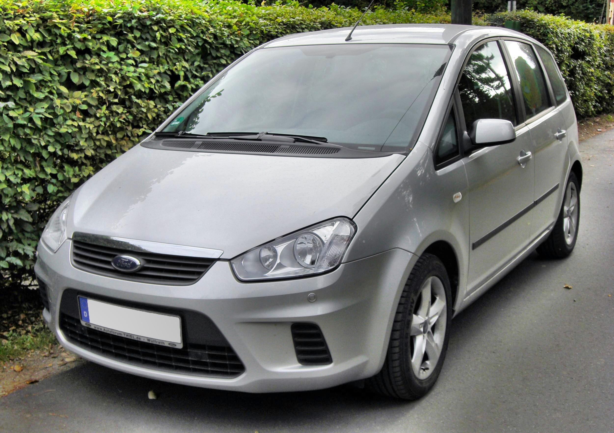 Dimension Grand C Max Dimensions Ford C Max 2009