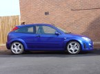Ford Focus RS Side