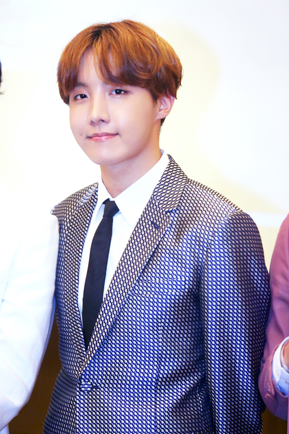 Cute Bts Wallpaper File J Hope At The Mood For Love On Stage Epilogue Press